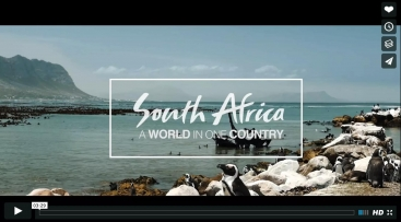 South Africa – A world in one country