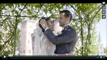 Weddingclip Dennis & Hening